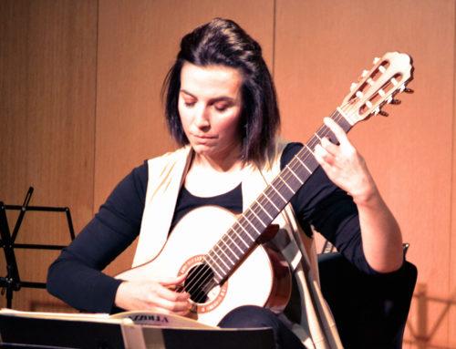 Στο Μεγαρο Μουσικης Αθηνων – αιθουσα Λ. Βουδουρη – στα πλαισια της συναυλιας των μαθητων του studio Suzuki